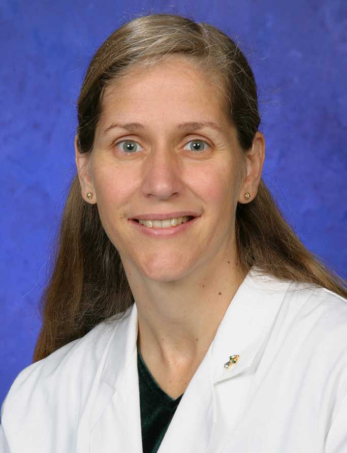 A head-and-shoulders photo of Kimberly S. Harbaugh, MD