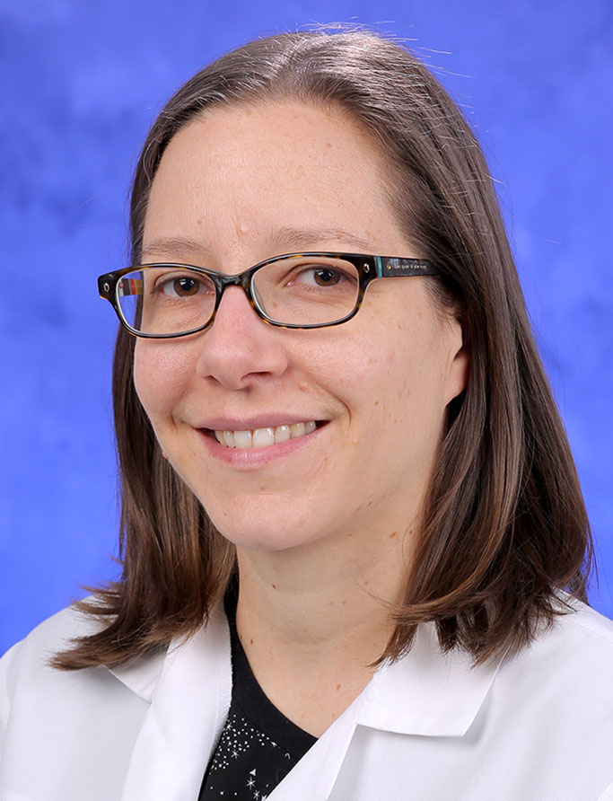 A head-and-shoulders professional photo of Dr. Kathryn Martin