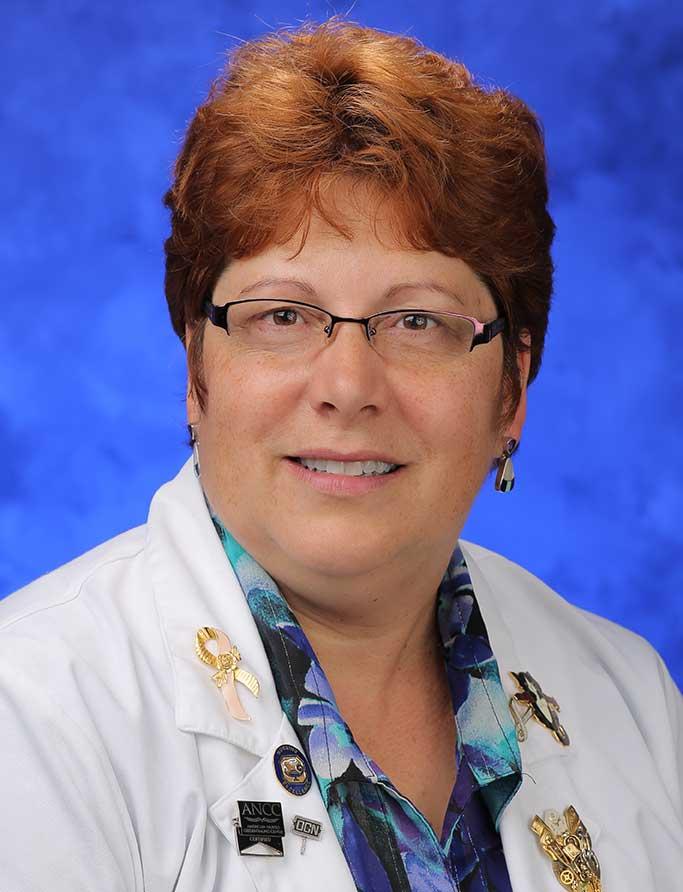 Linda J. Farling, CRNP,FNPBC
