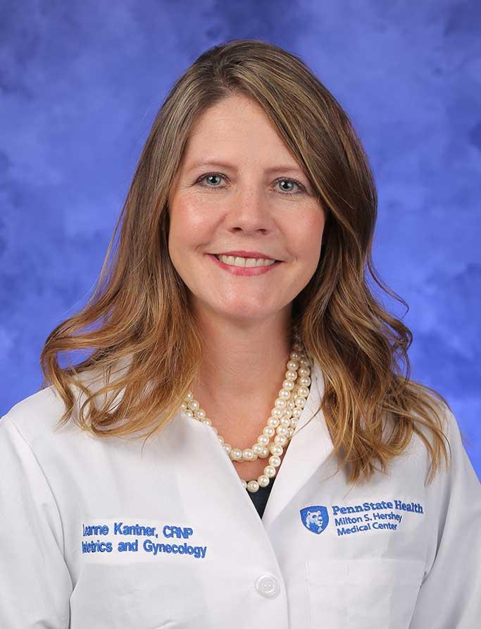 Leanne M. Kantner, CRNP