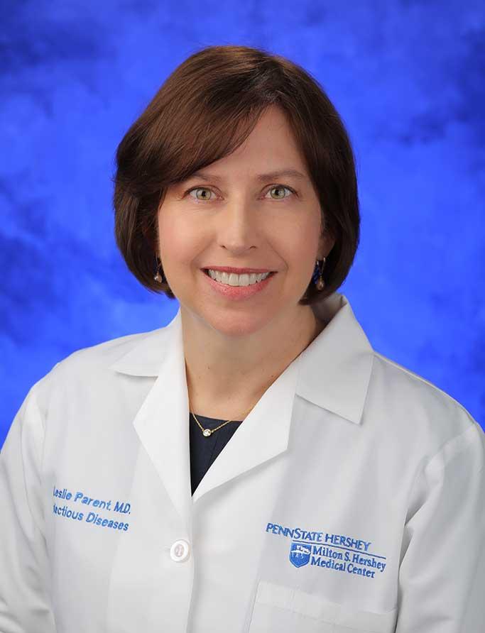 Leslie J. Parent, M.D.