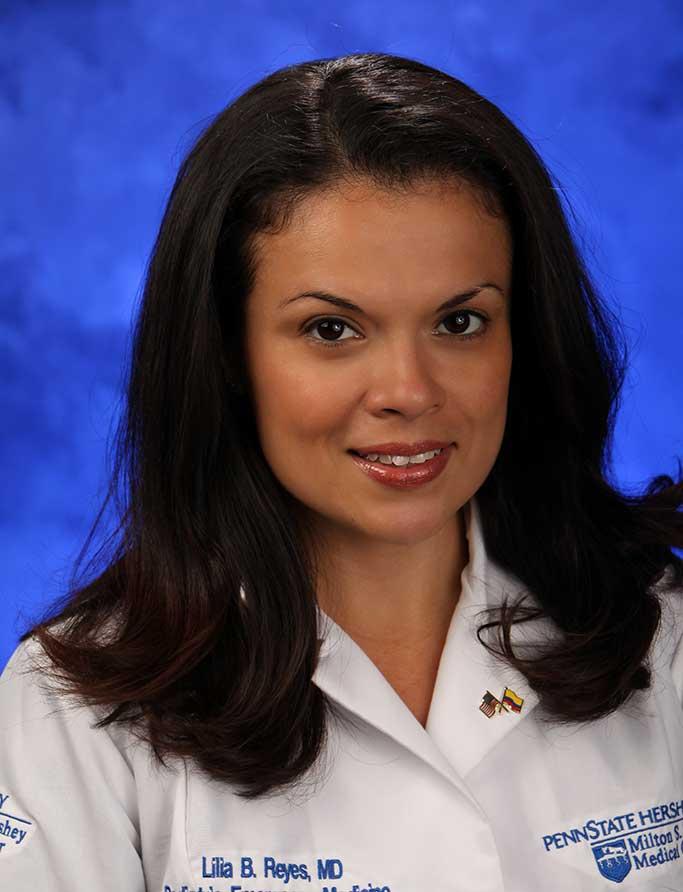 Lilia B. Reyes, MD