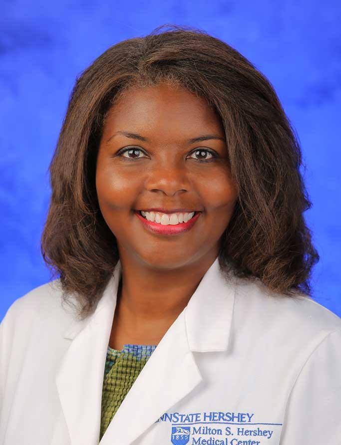 Leslie R. Walker-Harding, M.D.