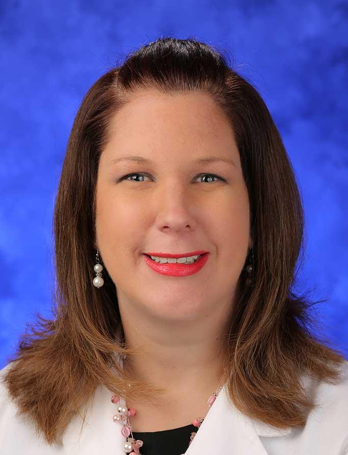Megan B. Cash, CRNP