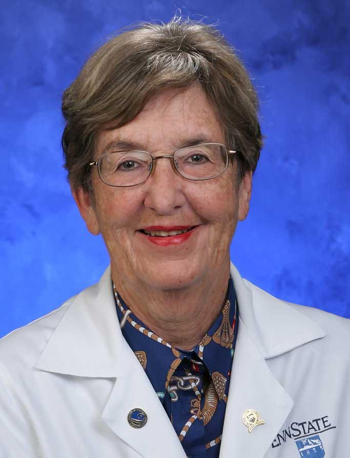 M. Elaine Eyster, M.D.,F.A.C.P.