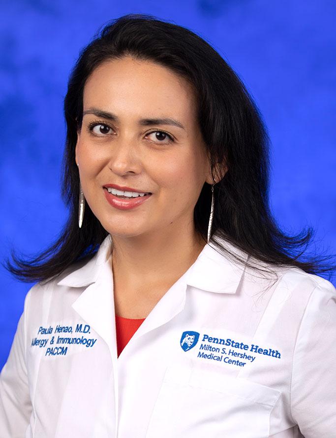 Maria P. Henao, MD