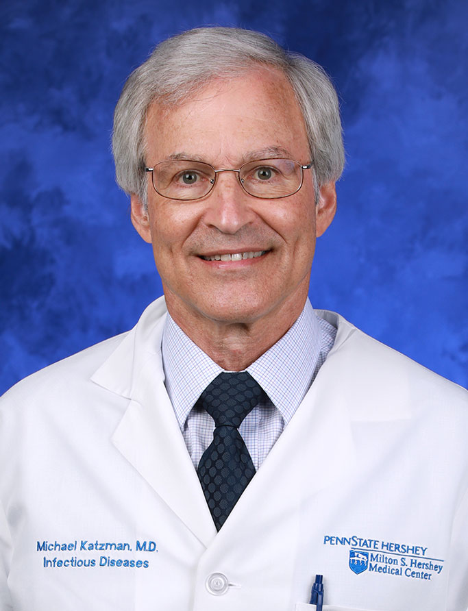 Michael Katzman, M.D.