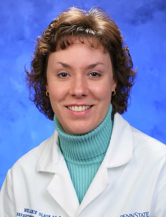 Melanie R. Olson, PA-C