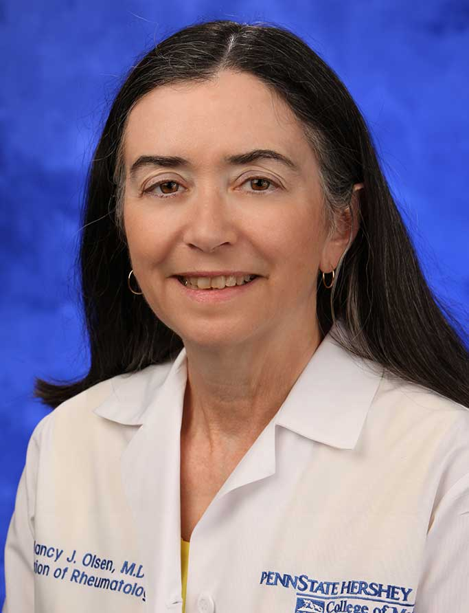 Nancy J. Olsen, MD