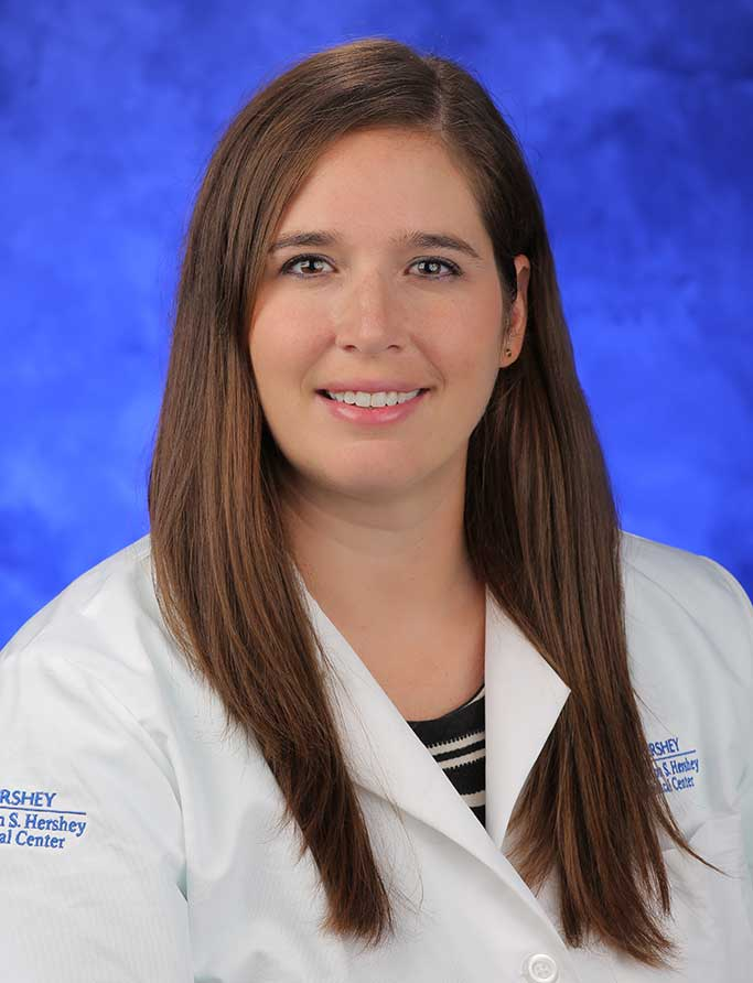 A head-and-shoulders photo of Necole M. Streeper, MD