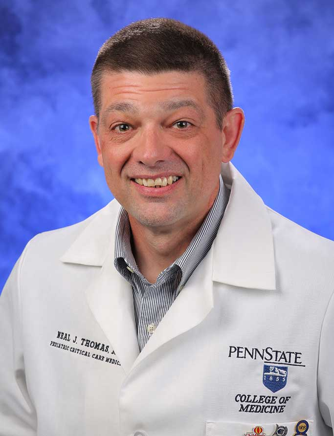 Neal J. Thomas, MD,MSc