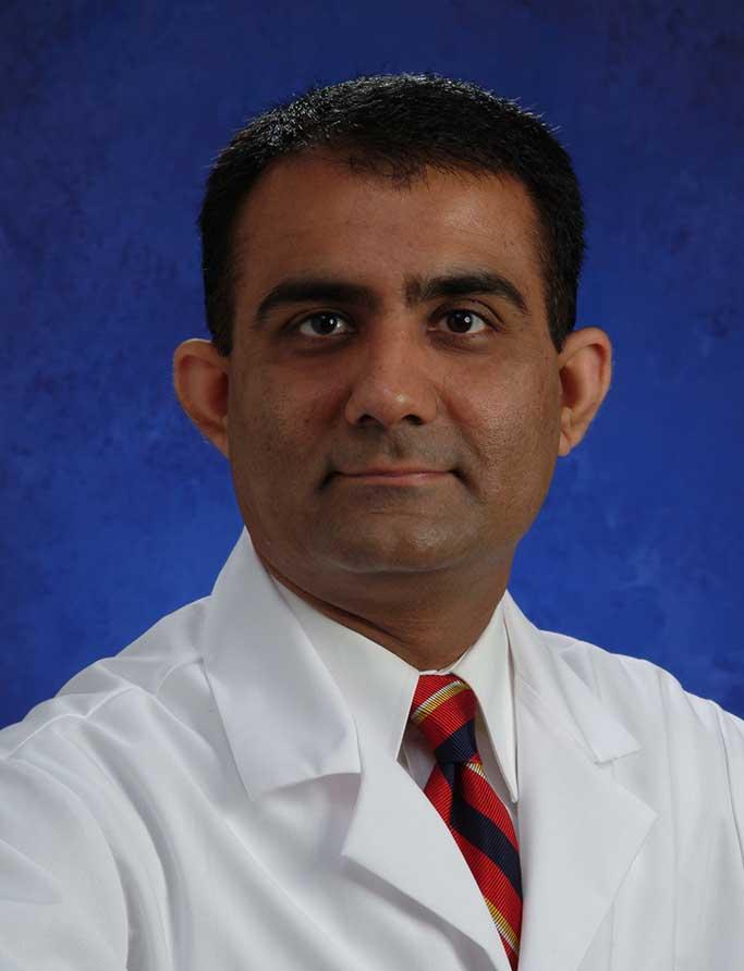 Navin Verma, M.D.