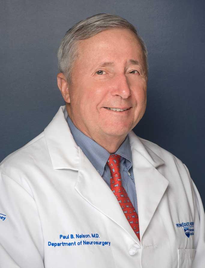 Paul B. Nelson, MD