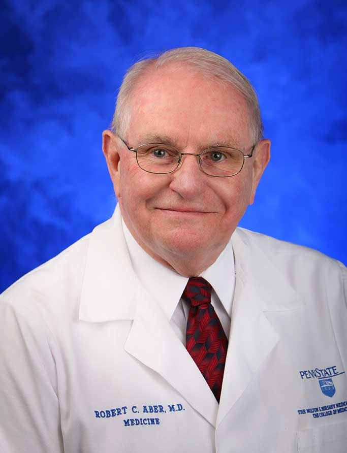 Robert C. Aber, M.D.,MACP