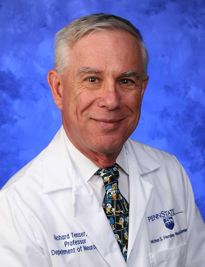 Richard B. Tenser, MD