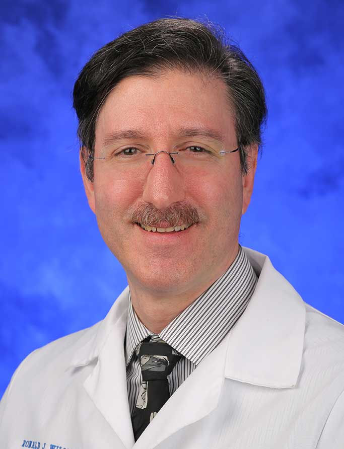 Ronald J. Williams, M.D.
