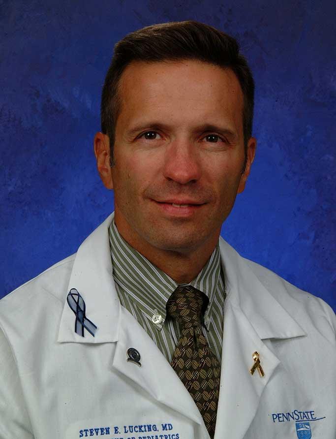 Steven E. Lucking, MD