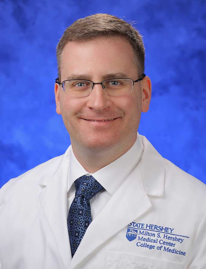 A head-and-shoulders photo of Scott D. Simon, MD