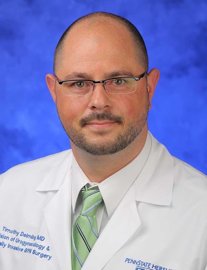 Timothy A. Deimling, MD,FACOG