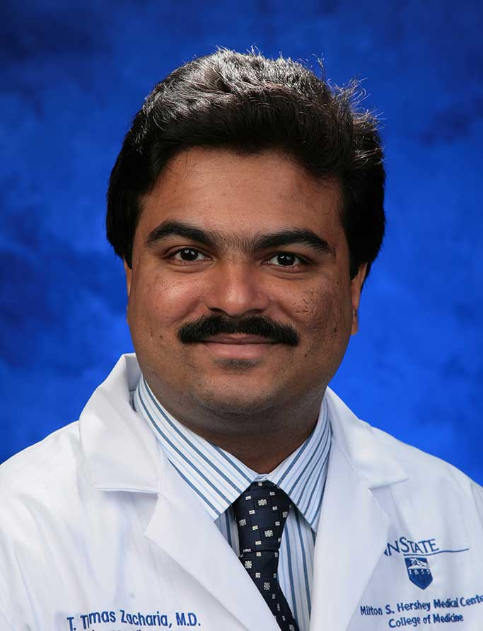 Thomas T. Zacharia, MD