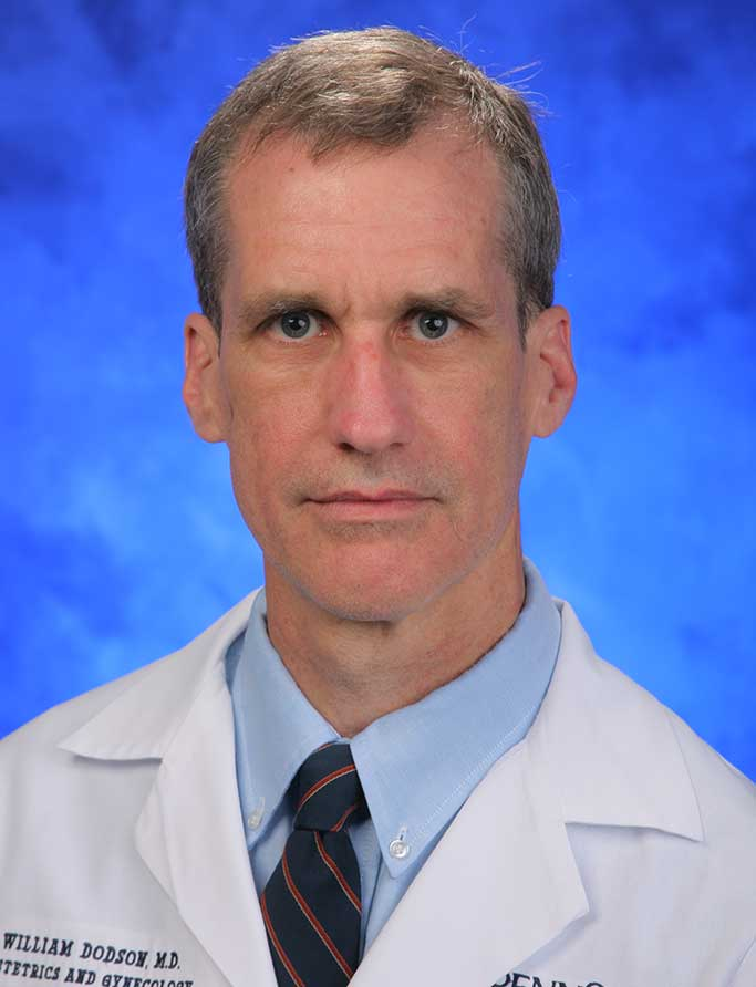 William C. Dodson, MD,FACOG