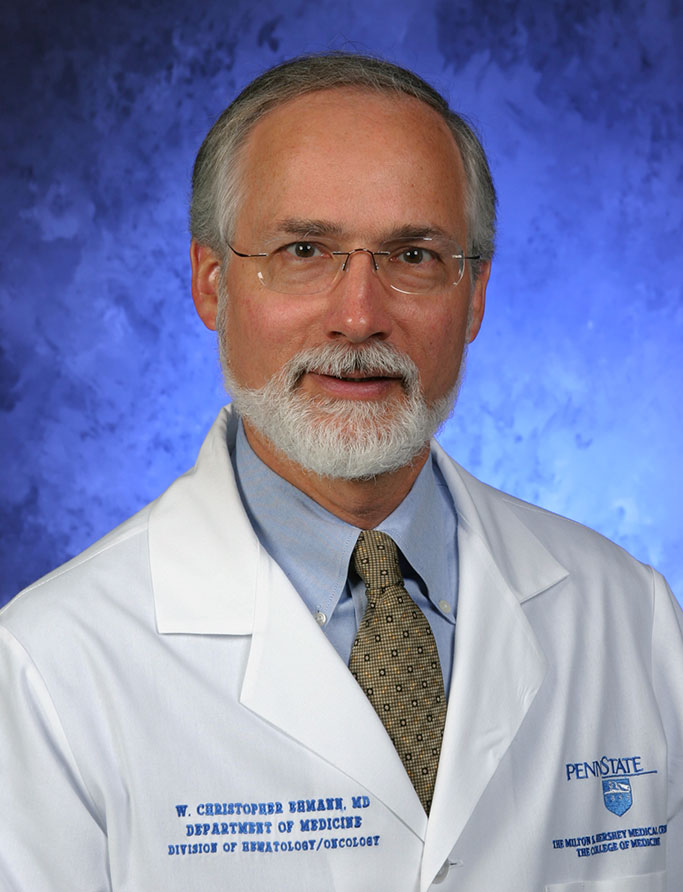 W. Christopher Ehmann, M.D.