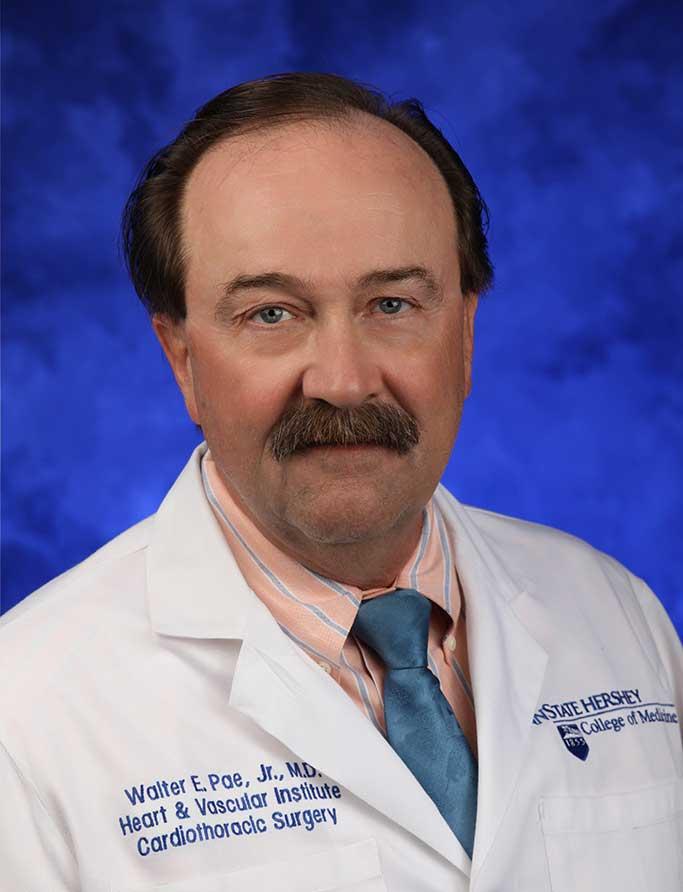 Walter E. Pae Jr., M.D.