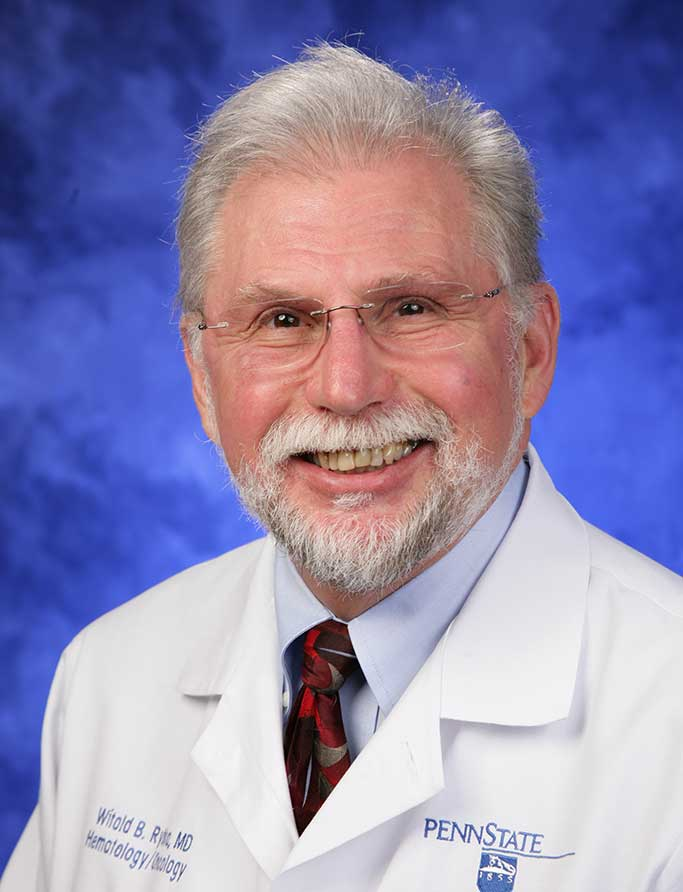 Witold B. Rybka, MD,FRCPC