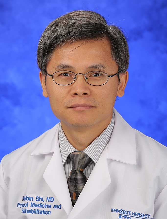 Weibin Shi, MD