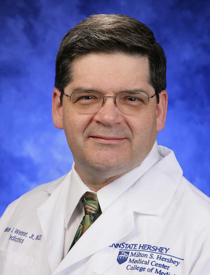William J. Wenner Jr., MD