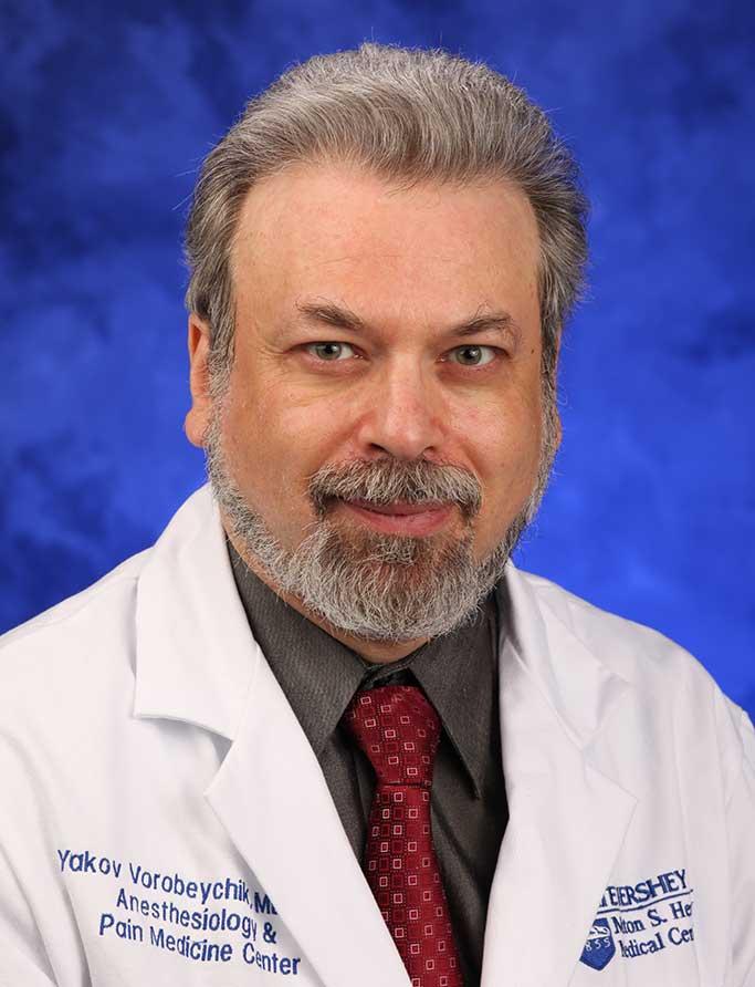 Yakov M. Vorobeychik, M.D.