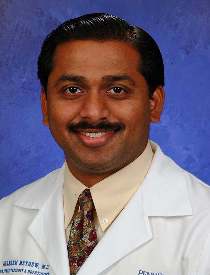 Abraham Mathew, MD