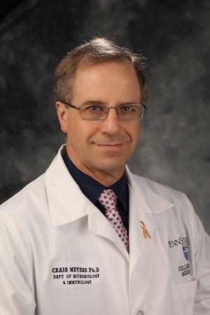 Craig Meyers, MS, PhD