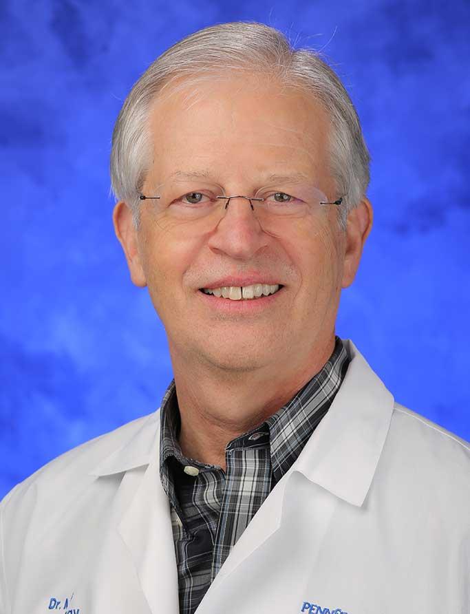James Marks, MD