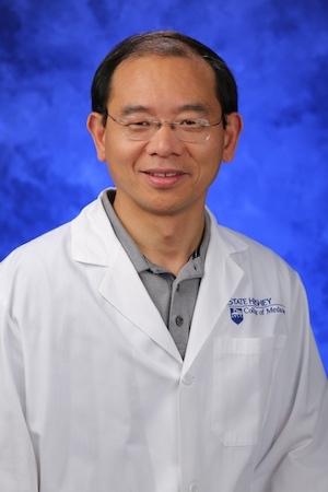 Jianming Hu, MD, MS, PhD