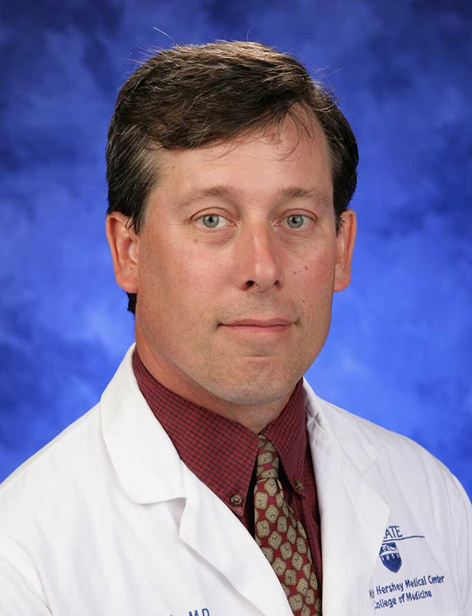Peter Lewis, MD