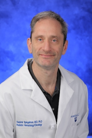 Vladimir Spiegelman, MD, PhD