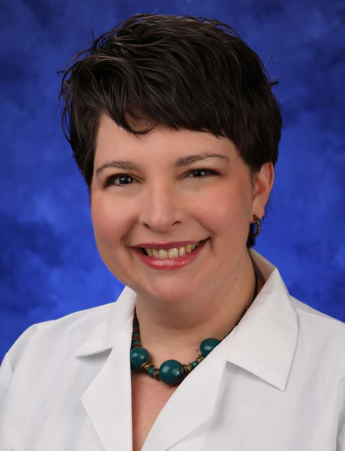 Lisa McGregor, MD, PhD