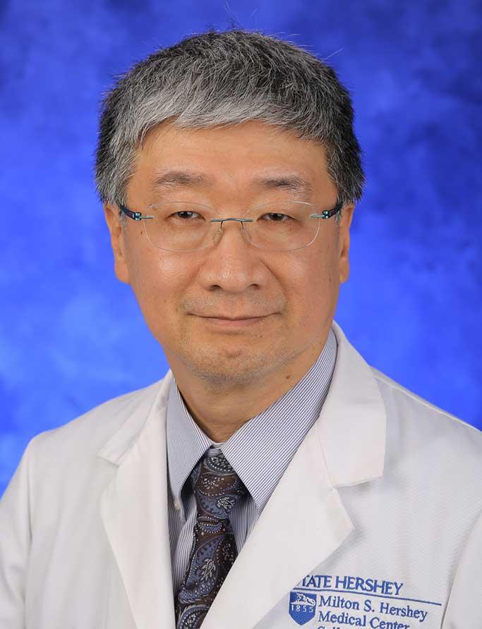 Shin Mineishi, MD